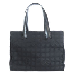 Chanel New Travel Line Tote MM Tote Bag Women