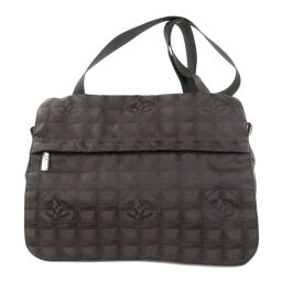 Chanel New Travel Line Shoulder Bag Women