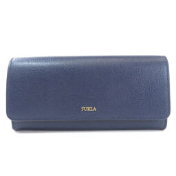 Furla logo motif long wallet (with coin purse) women