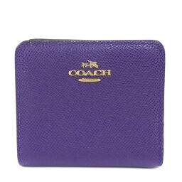 コーチ 52339 ロゴモチーフ 二つ折り財布(小銭入れあり)レディース