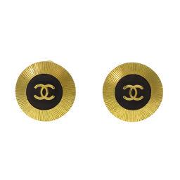 Chanel Coco Mark Earrings Women