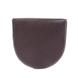 Louis Vuitton M30376 Porto Monet Cuvette Taiga Coin Case Mens