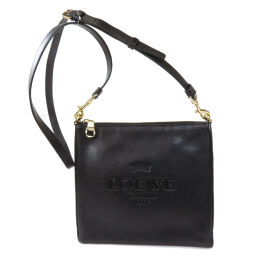 Loewe Logo Design Shoulder Bag Women