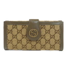 Gucci 269972 GG pattern wallet (with coin purse) Ladies