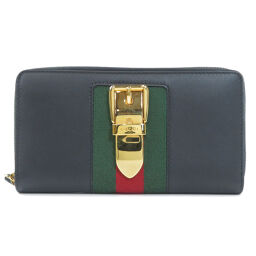 Gucci 476083 Sherry line wallet (with coin purse) Ladies