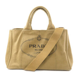 Prada Kanapa 2WAY Tote Bag Women