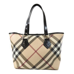 Burberry Nova Check Tote Bag Women