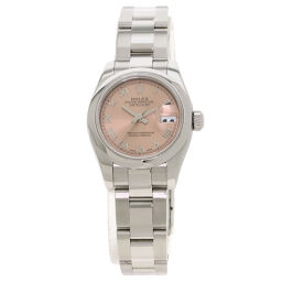 Rolex 179160 Datejust Watch OH Finished Ladies