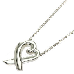 Tiffany Loving Heart Necklace Ladies