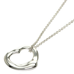 Tiffany Open Heart Necklace Ladies