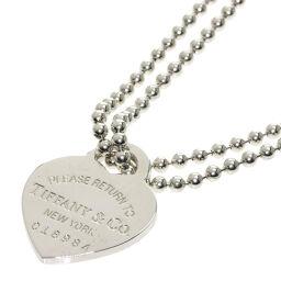 Tiffany Return to Tiffany Heart Tag Necklace Ladies