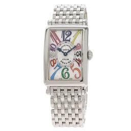 <html>    <body>   フランクミュラー 902QZ ロングアイランド カラードリーム 腕時計レディース        </body> </html>