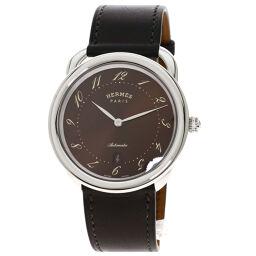 <html>    <body>   エルメス AR7.710 アルソー 腕時計 OH済メンズ        </body> </html>