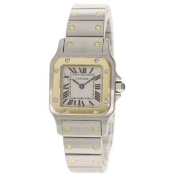 Cartier W20012C4 Santos Galve SM Watches Women