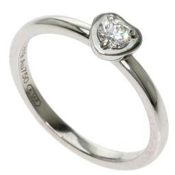 Cartier Diaman Leger Heart Diamond # 51 Rings / Rings Ladies