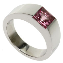 Cartier Tank Ring Pink Tourmaline # 50 Ring, Ring Ladies