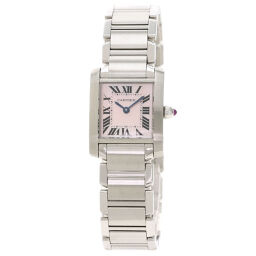 Cartier W51028Q3 Tank Francaise SM Watch Ladies