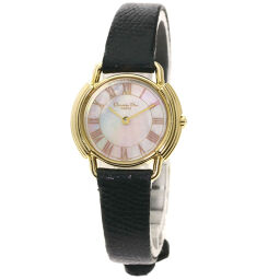 Christian Dior 58.121.2 Round Face Watch Ladies