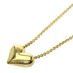 Tiffany Pintide Heart Necklace Ladies