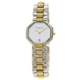 Christian Dior Octagon Watch Ladies