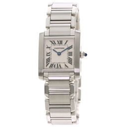 Cartier W51008Q3 Tank Francaise SM Watch Ladies