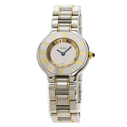 Cartier mast 21 watch women's