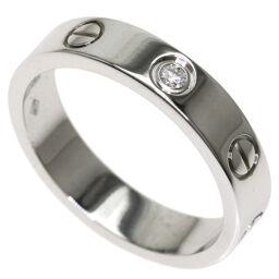 <html>    <body>   カルティエ ミニラブリング 1P ダイヤモンド #50 リング・指輪レディース        </body> </html>