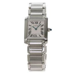 <html>    <body>   カルティエ W51028Q3 タンクフランセーズ SM 腕時計レディース        </body> </html>