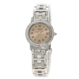 Hermes CL4.210 Clipper Watch Ladies