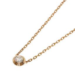 Cartier Diaman Leger Diamond Necklace Ladies