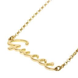 Gucci logo necklace ladies