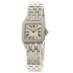 <html>    <body>   カルティエ W25064Z5 サントスドゥモアゼル 腕時計レディース        </body> </html>