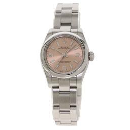 ロレックス 176200 オイスターパーペチュアル 腕時計レディース