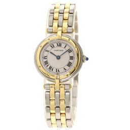 Cartier Panther SM Round 2 ROW Watch Ladies