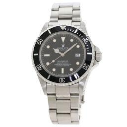 <html>    <body>   ロレックス 16600 シードゥエラー 腕時計 OH済メンズ        </body> </html>