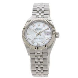 <html>    <body>   ロレックス 279174NG デイトジャスト 10P ダイヤモンド 腕時計レディース        </body> </html>