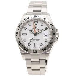 Rolex 216570 Explorer 2 watch mens