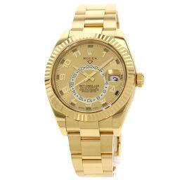 <html>    <body>   ロレックス 326938 スカイドゥエラー 未使用 腕時計メンズ        </body> </html>
