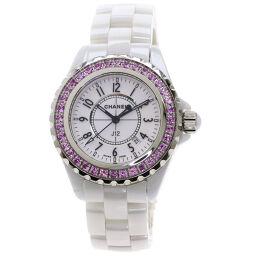 <html>    <body>   シャネル H1181 J12 セラミック 33mm ピンクサファイアベゼル 腕時計レディース        </body> </html>
