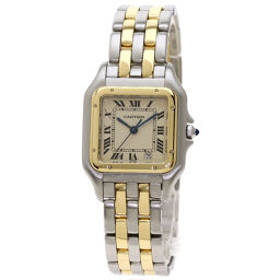 Cartier Panthere MM 2ROW Watch Mens