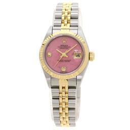 <html>    <body>   ロレックス 79173 2BR デイトジャスト ローズジャスパー 腕時計レディース        </body> </html>