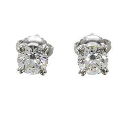 Harry Winston Stud Earrings Diamond Earrings Womens