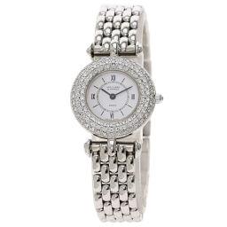 <html>    <body>   ヴァンクリーフ&アーペル ベゼル ダイヤモンド 腕時計レディース        </body> </html>