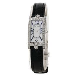 Harry Winston 332LQW Avenue C Mini Bezel Diamond Watch Ladies