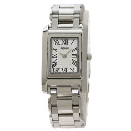 Fendi 7600L Square Face Watch Ladies