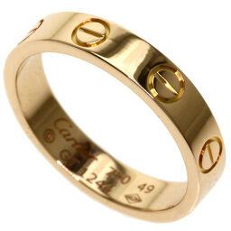 Cartier Mini Love Ring # 49 Ring / Ring Women