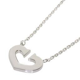 Cartier C Heart Necklace Women