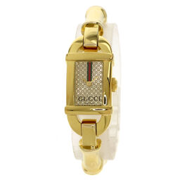 Gucci 6800L Bamboo Watch Ladies