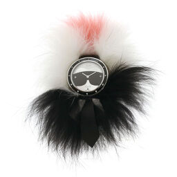 Fendi 35000M My Way 36MM Fur Watch Ladies