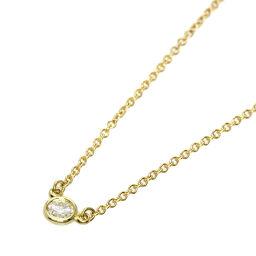 Tiffany By The Yard Diamond Necklace Womens